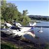 ВИркутской области возеро упал самолет сжителями Красноярского края