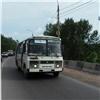 В Красноярске автобус ехал по встречке на мосту 777