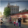 ВКрасноярске наэтой неделе начнется реконструкция набережной Енисея