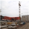 Строительство крупнейшей школы Красноярска идет пографику