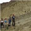ВКрасноярском крае случайно нашли захоронение динозавров имамонтов