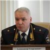 Впервые вистории Красноярского края главный полицейский выйдет назарядку