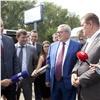Губернатор предложил прокалывать колеса красноярским автомобилистам