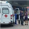 ВКрасноярске наВетлужанке столкнулись три автомобиля: есть пострадавшие