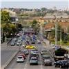 ВКрасноярске назвали улицы смаксимальными пробками всентябре