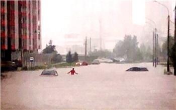«Уходим под воду»: как затопило Красноярск