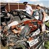 Будущим полицейским показали машины, искореженные вжутких ДТП