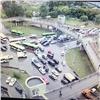 Из-за дождя вКрасноярске опять затопило дороги: ГИБДД сообщила адреса