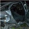 Подростки разбились наугнанном автомобиле под Ачинском