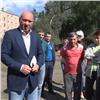 ВГосдуме РФзаинтересовались жилищными проблемами минусинцев (видео)