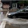 Красноярскому краю снова пророчат сильные дожди иштормовой ветер
