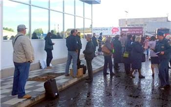«Свещами навыход!»: как эвакуировали Красноярск