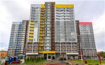 Фоторепортаж: как вКрасноярске строят «Деревню Универсиады»