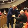 ВКрасноярске отметили 85-летие экс-руководителя края Павла Федирко