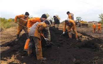 «Здесь будет город-сад!»: как вКрасноярске порядок наводили