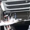 «Новую дорогу иобмыть негрех?»: красноярцы возмутились обедом рабочих наМира