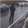 ВУярском районе перевернулся рейсовый автобус
