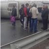 ВДТП в рейсовым автобусом вУярском районе пострадали шесть человек (видео)