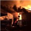ВОктябрьском районе Красноярска напожаре погиб человек (видео)