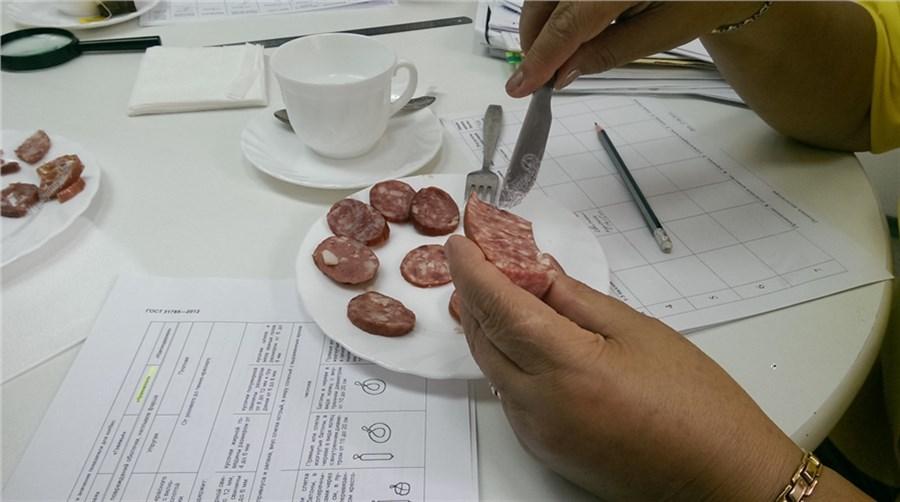 Объёмы производства колбас вышли в в 2011 г в россии было произведено около 1,6 млн тонн варёной колбасной