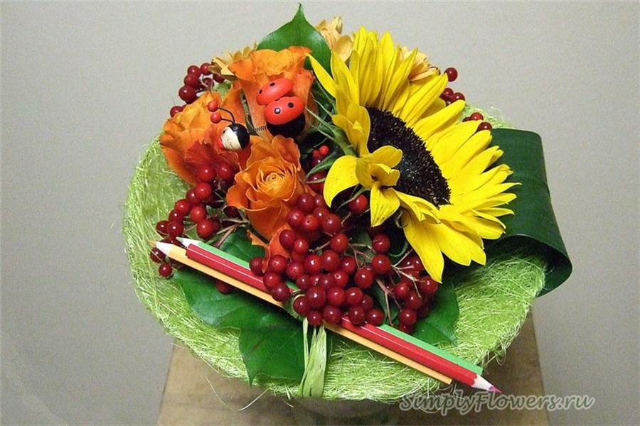 Гипоаллергенные цветы для букетов