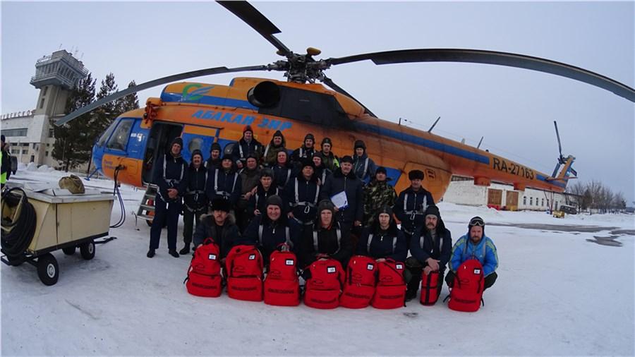 Инструктор лесного спецназа Приамурья принял участие во всероссийских учениях