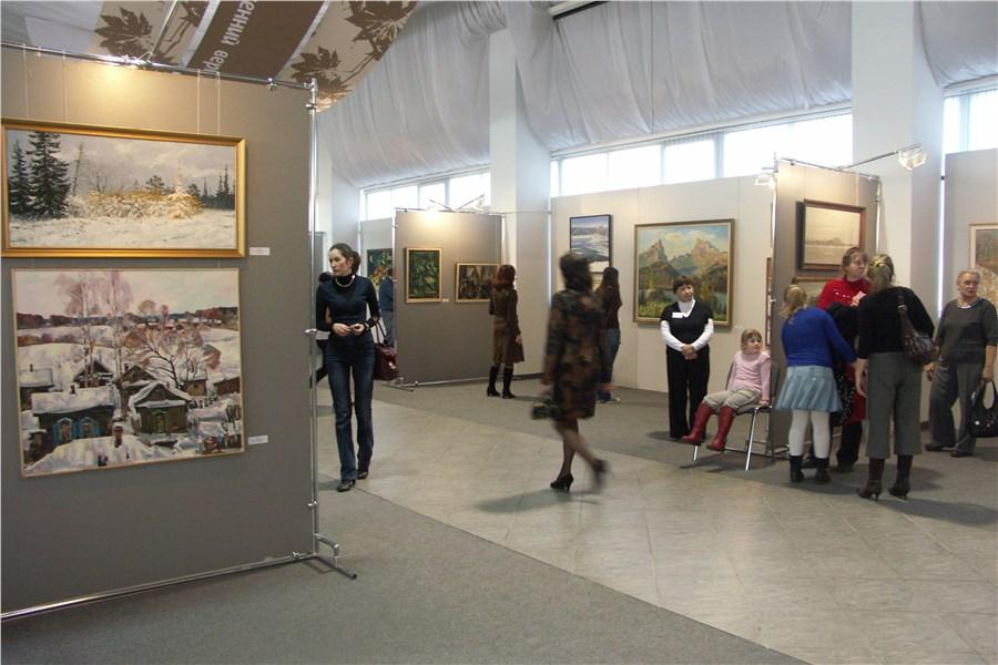 выставка картин в красноярске 2015 есть точные