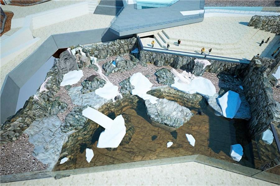 Представлен облик новых вольеров для северных животных в красноярском зоопарке
