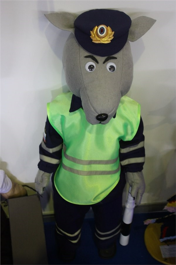 Инспектор гаи своими руками 718