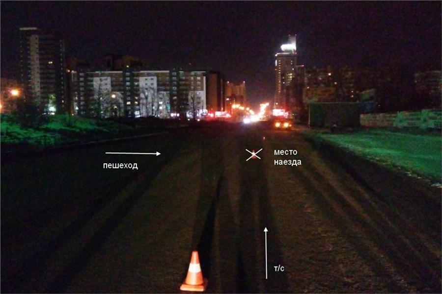 ВКрасноярске наглазах уотца умер ребенок-пешеход