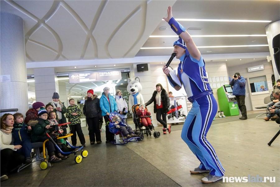 ВФанпарке «Бобровый лог» стартовал 2-ой сезон программы «Лыжи мечты»
