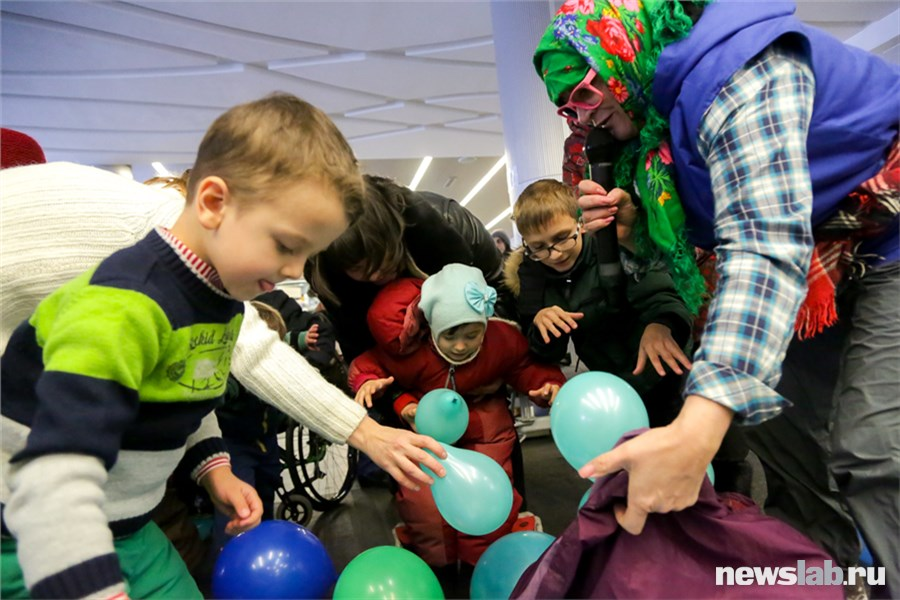ВКрасноярске стартовал 2-ой сезон реабилитационного проекта «Лыжи мечты»