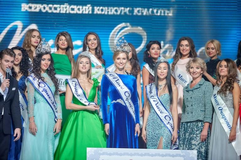 Офисная красавица изКрасноярска получила приз зрительских симпатий навсероссийском конкурсе
