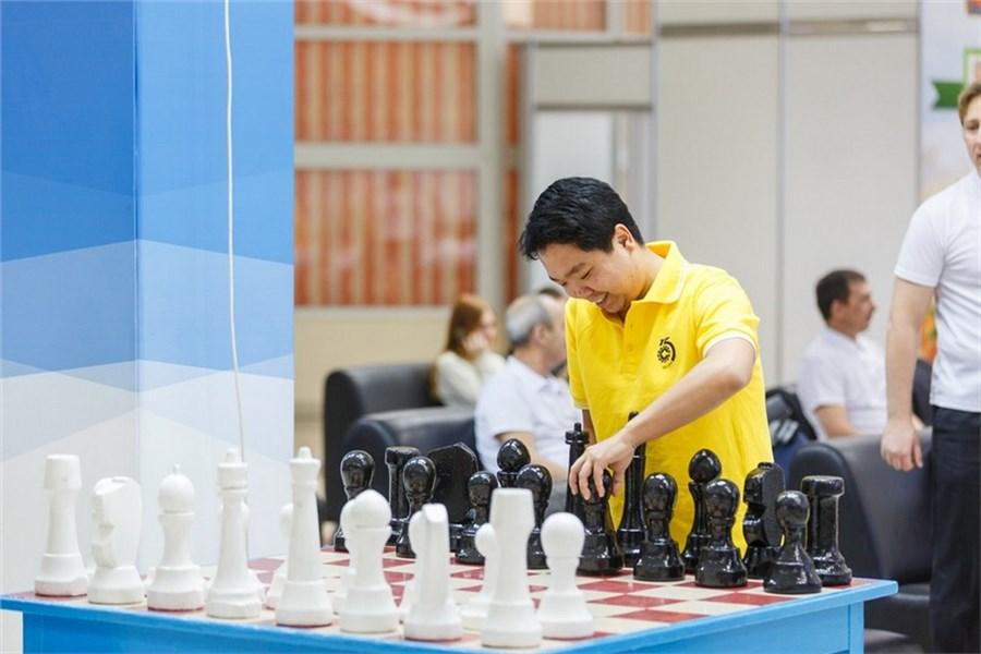 Команда изКузбасса стала призёром первого межрегионального шахматного фестиваля СУЭК