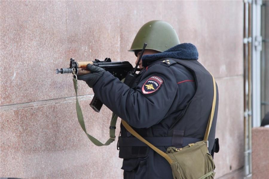 Вцентре Красноярска пройдут учения ФСБ