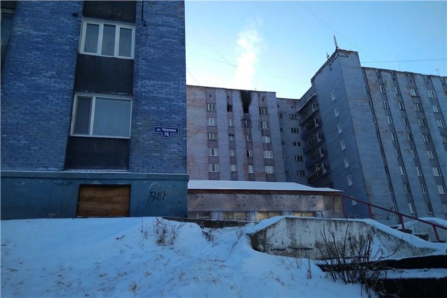 13 человек спасли впожаре вдоме под Красноярском