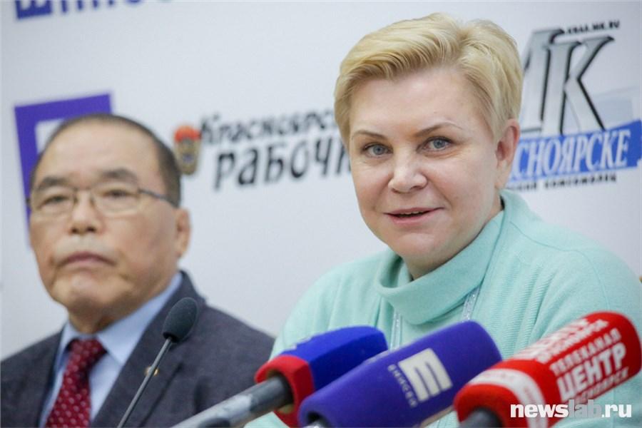 ВКрасноярске наЯрыгинском турнире показали первые кадры фильма овеликом спортсмене