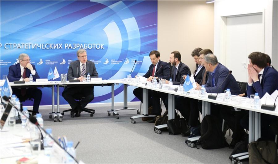 Виктор Толоконский принял участие в совещании экспертного совета КЭФ