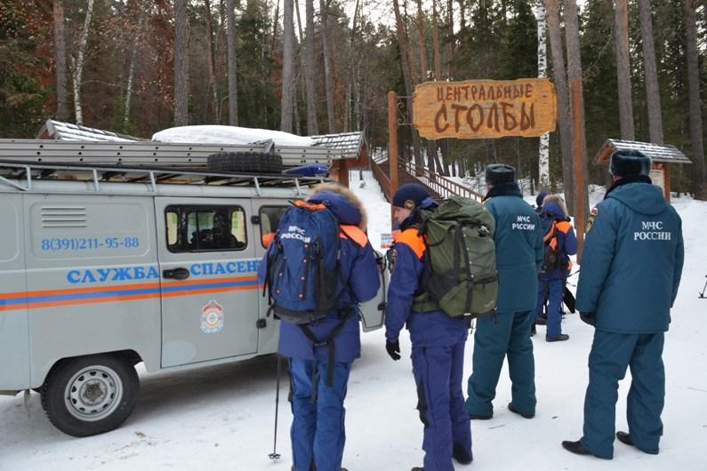 «Связи сним нет»: наСтолбах ищут пропавшего туриста