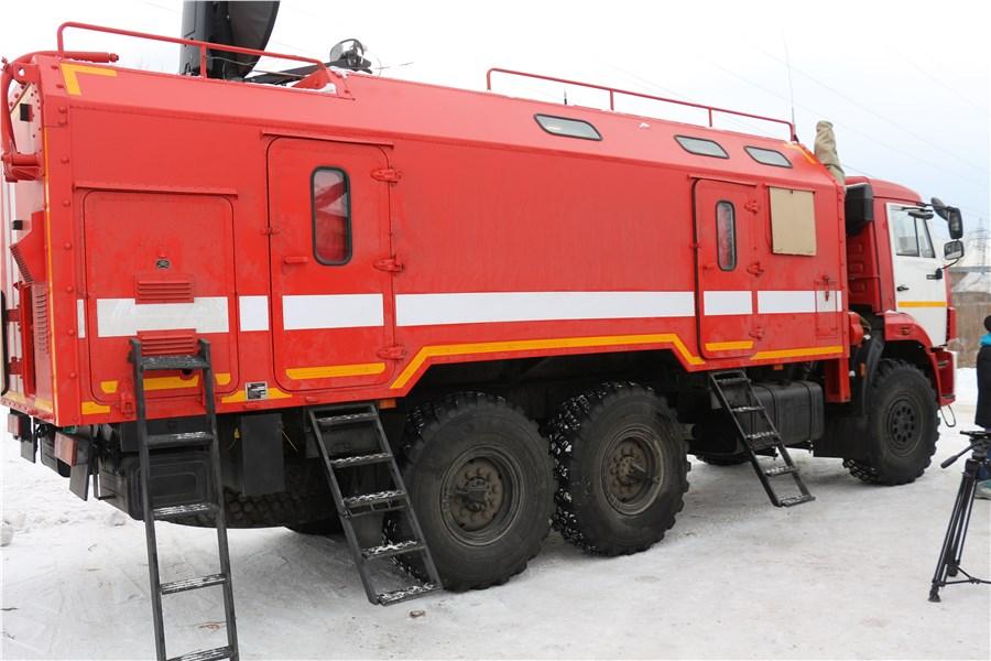 Межрегиональный лесопожарный центр Сибири иДальнего Востока создают вКрасноярском крае