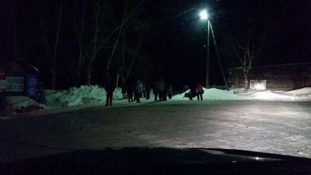 ВКрасноярском крае 27 детей-спортсменов могли погибнуть наледовой переправе
