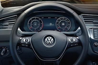 ВКрасноярске появился VW Tiguan сновыми комплектациями