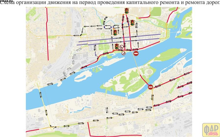 Коммунальный мост вКрасноярске хотят закрыть наремонт
