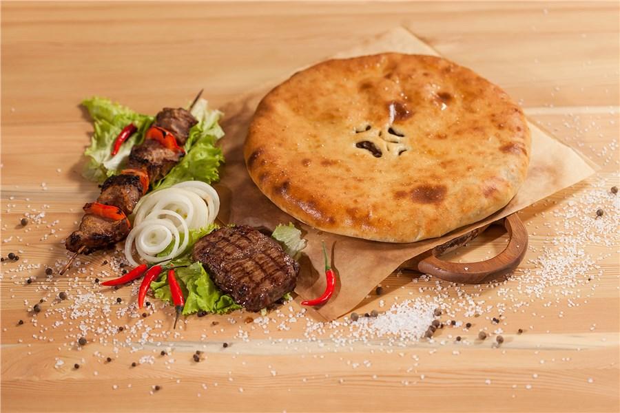 Рецепт осетинского пирога с мясом в домашних условиях