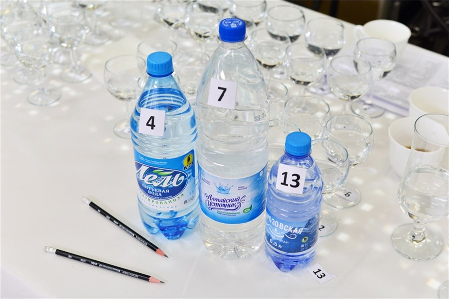 Впитьевой воде изкрасноярских магазинов отыскали излишек аммиака инитритов