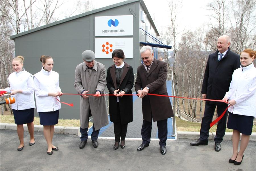 СФУ и«Норникель» открыли R&D-центр для подготовки молодых профессионалов