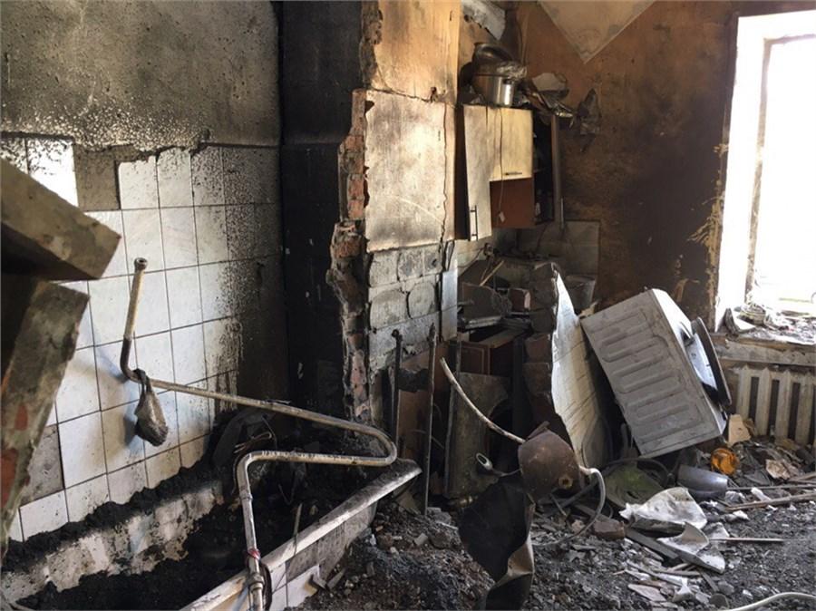 Ребенок умер при обрушении дома вХакасии