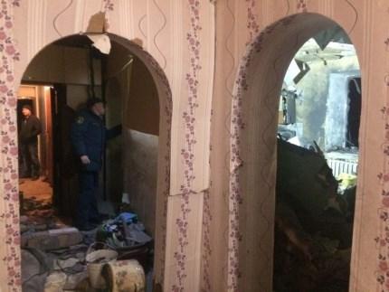 ВХакасии обвалился дом: умер четырехлетний ребенок