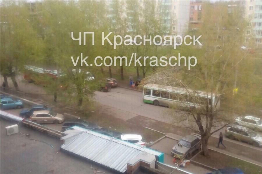 ВКрасноярске Мазда  насмерть сбила женщину напешеходном переходе