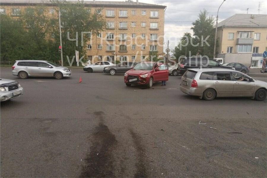 ВКазани вДТП пострадал мотоциклист